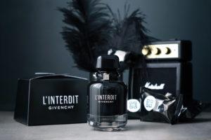 L'interdit, le parfum intense de Givenchy