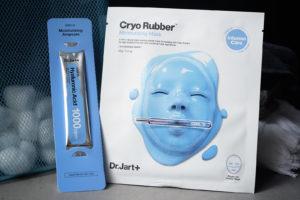Les nouveaux masques Cryo Rubber du Dr Jart+