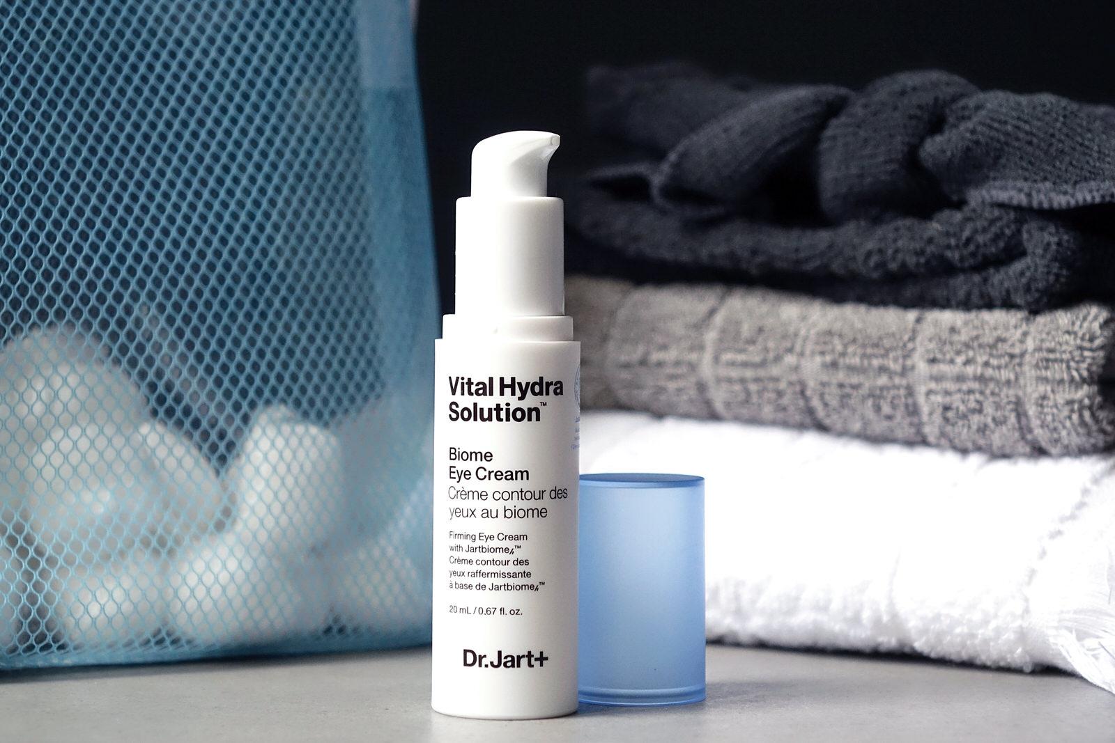 La gamme Vital Hydra Solution du Dr Jart+
