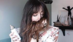 La brume parfumée cheveux Kayali