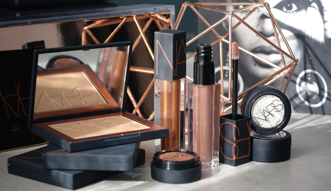 Une collection Nars d'été, bronze, summer, 2020