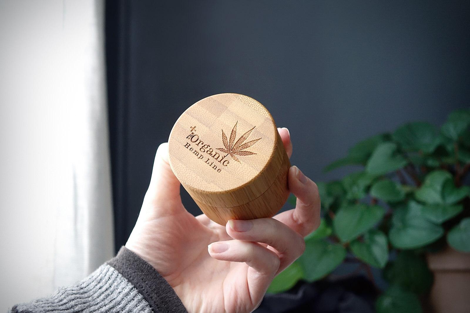 Des soins visage au chanvre de Organic