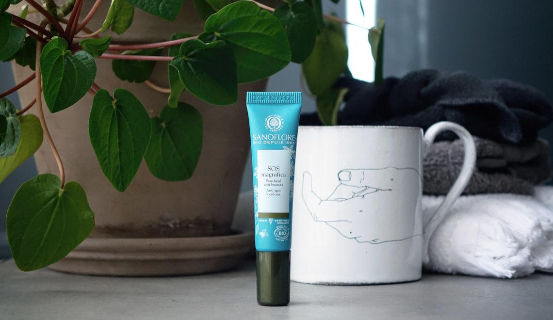 La gamme Magnifica de Sanoflore s'étend avec une nouvelle crème anti-imperfections