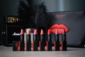 Les rouges à lèvres ModernMatte Powder de Shiseido