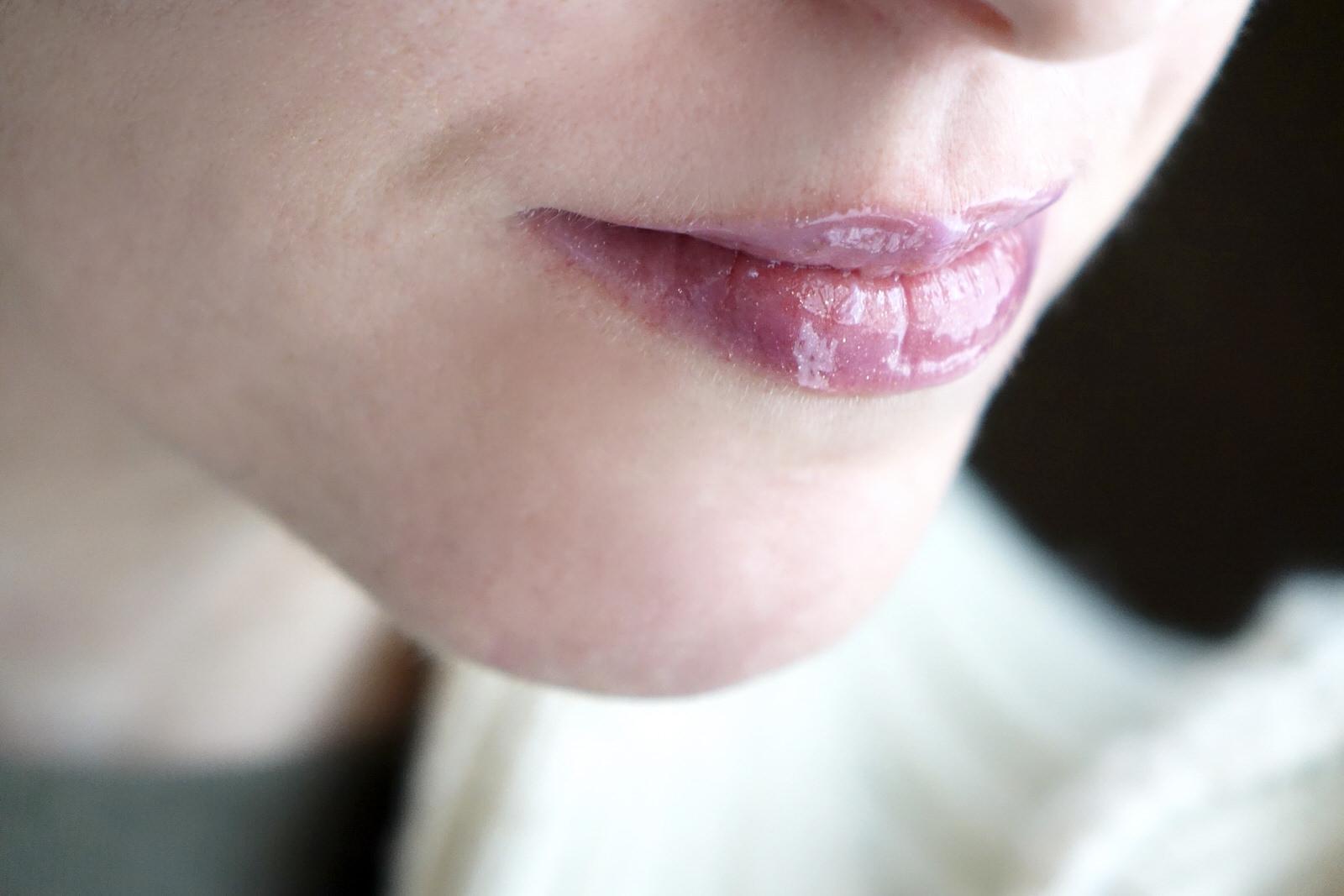 Les nouveaux gloss de shiseido