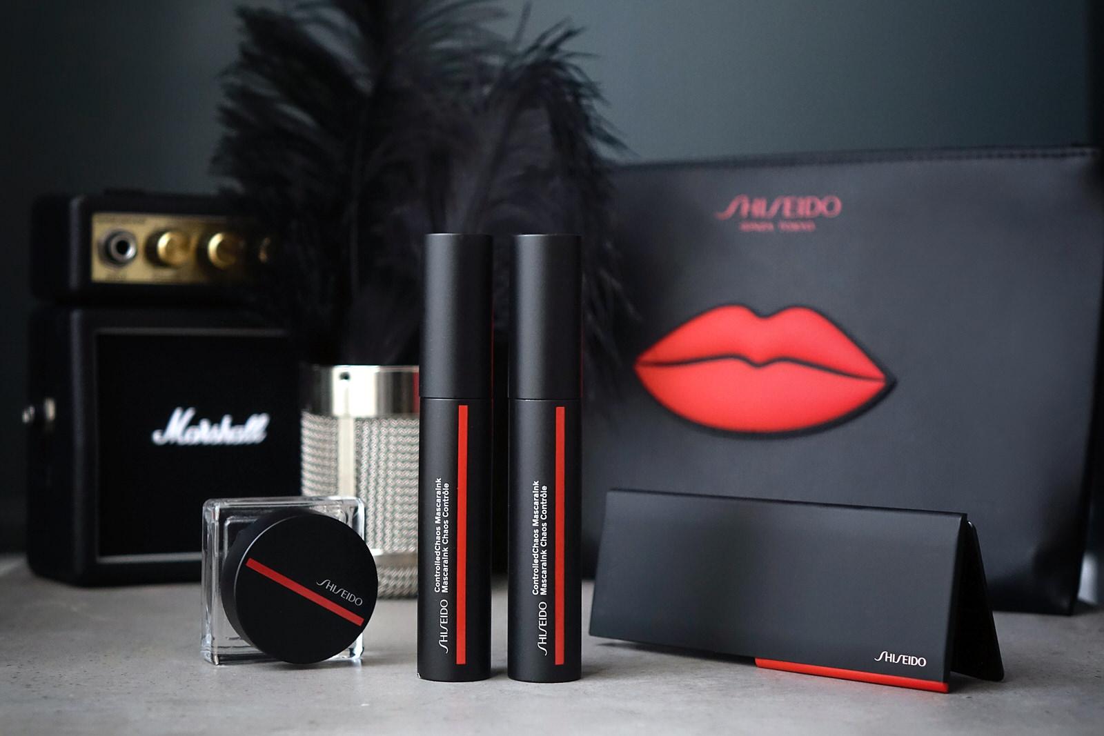 le maquillage shiseido