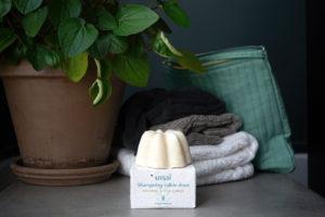 Shampoing solide et après-shampoing solide Umaï