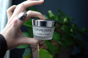 La gamme Visibly Pure de Onagrine