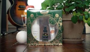 Le coffret de Noël Garancia Miroir peau douce