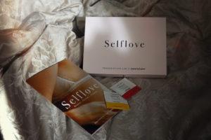 Contenu de la box Prescription Lab, Self Love en collab' avec Love to Love, pour la Saint Valentin