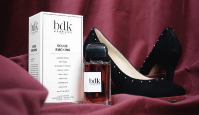 Rouge Smoking, le parfum de BDK