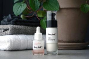 Les soins visage Peptid 7