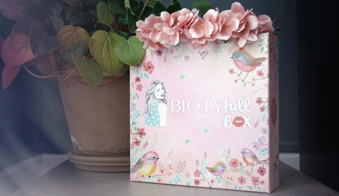 BIOTYfull Box – Avril 2021 – « La Printanière ; Effet bonne mine »