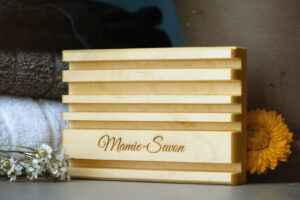 Mami Savon, la marque de cosmétiques et produits ménagers naturels