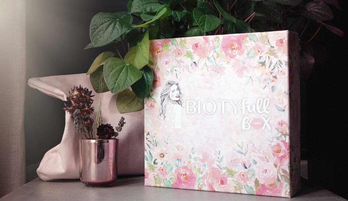 BIOTYfull Box – Juin 2021 – «La Rosée»