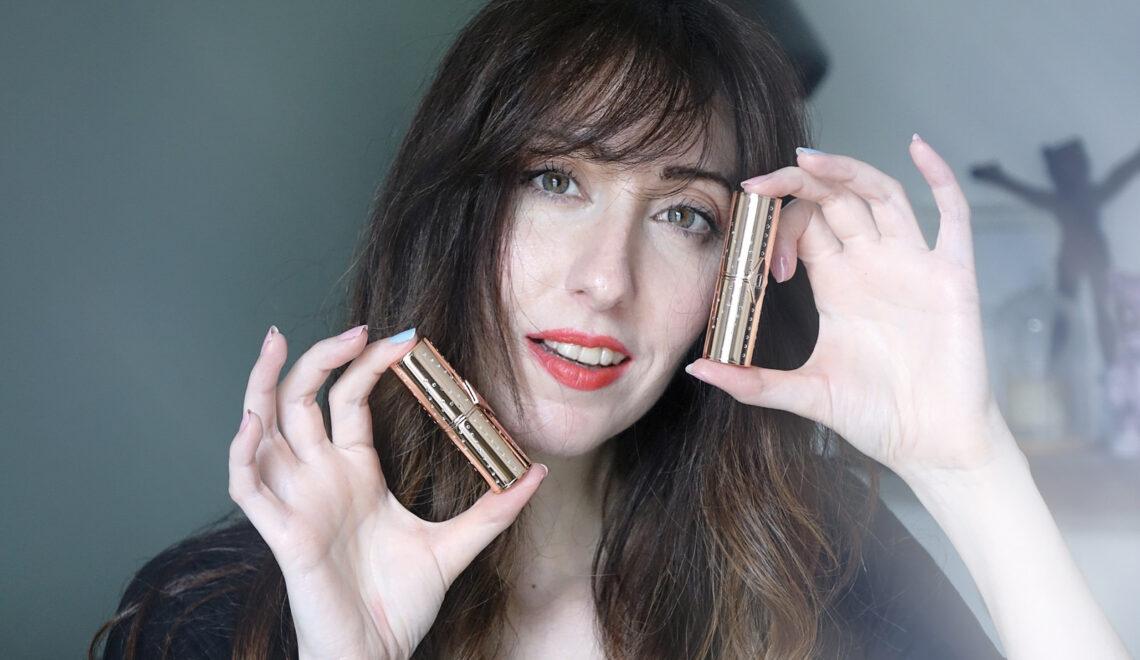 La beauté des nouveaux lipsticks Charlotte Tilbury