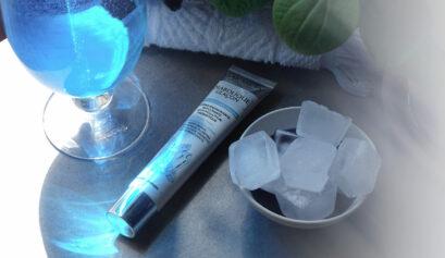 La nouvelle crème soie cristalline, diabolique glaçon, de Garancia