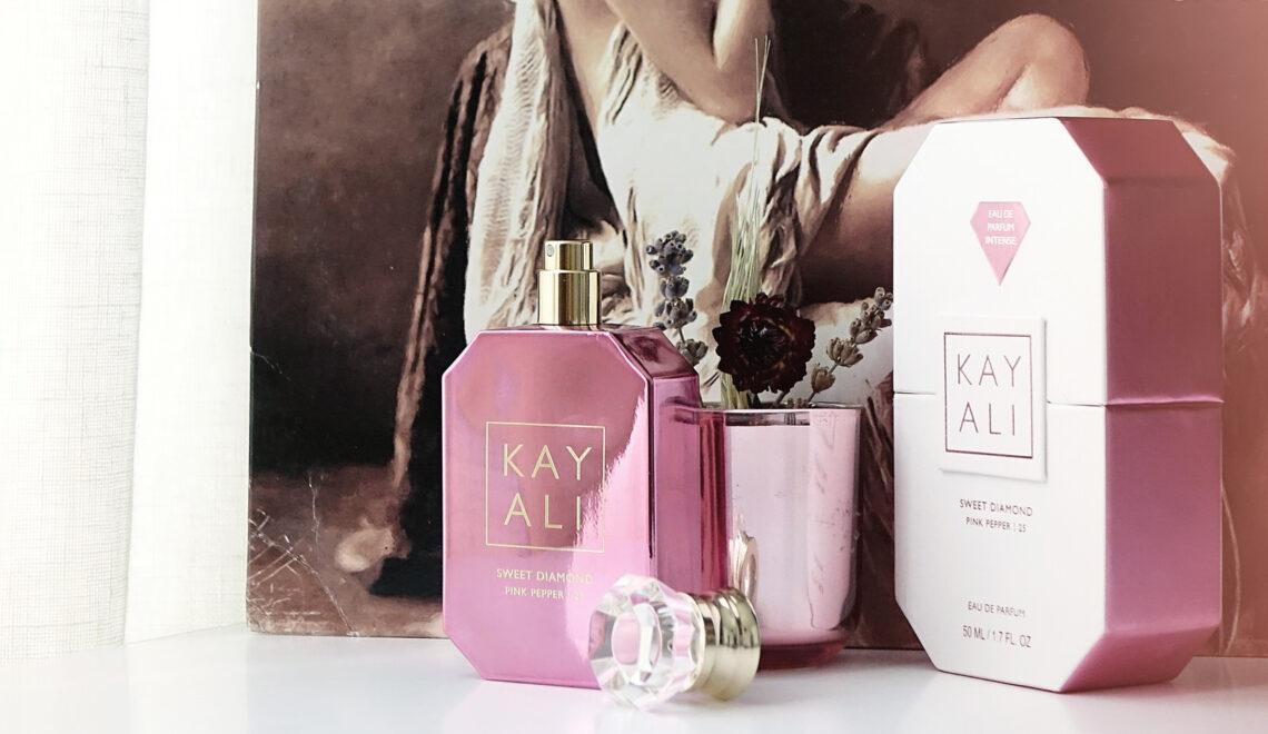 Le nouveau parfum de Kayali, Sweet Diamond