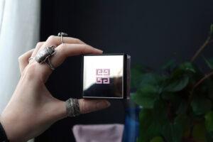Prisme Libre Blush de Givenchy et le rose Perfecto
