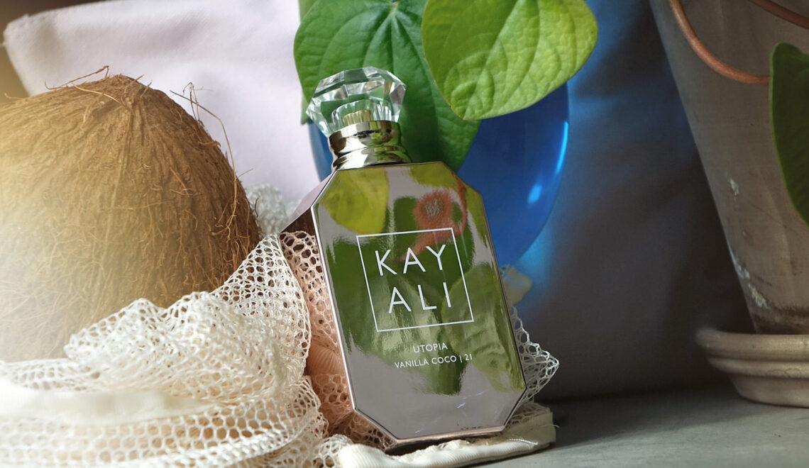 «Utopia», Le meilleur parfum de l'été 2021 signé Kayali