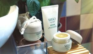 La nouvelle gamme skincare de Shiseido