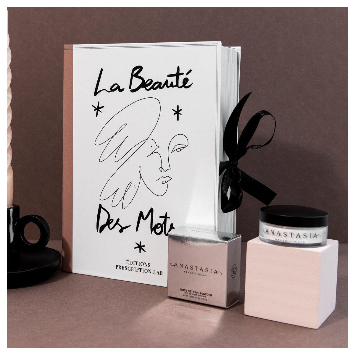 contenu de la box beauté Prescription Lab d'octobre 2021