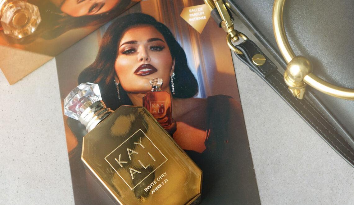 «Invite Only», le nouveau parfum charismatique de KAYALI