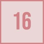 contenu du calendrier de l'avent Mademoiselle Bio