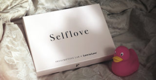 Contenu de la box Prescription Lab, Self Love pour la Saint Valentin