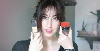 Les nouveautés Synchro Skin pour le teint de Shiseido